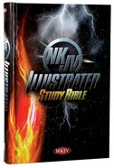NKJV Illustrated Study Bible For Kids Hardcover (Boys Edition) Hardback