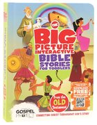 The Big Picture Interactive Bible Stories For Toddlers Old Testament Board Book