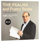 NIV Holy Bible: The Psalms and Poetry Books on MP3 (Read By David Suchet) CD