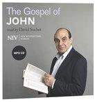 NIV Gospel of John MP3 Audio (Read By David Suchet)