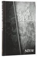 NIV Economy Bible Gray