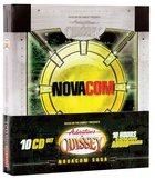 Novacom Saga (10 CDS) (Adventures In Odyssey Audio Series)