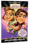 Jones & Parker Case Files (Adventures In Odyssey Flashbacks Series) Paperback