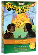 Aio: Imagination Station (Volume 10-12) (Adventures In Odyssey Imagination Station (Aio) Series) Pack