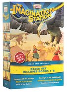 Aio: Imagination Station Boxed Set (Books 1-6) (Adventures In Odyssey Imagination Station Series)