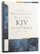 KJV Reformation Heritage Study Bible