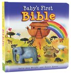 Baby's First Bible Padded Board Book