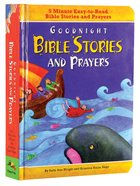 Goodnight Bible Stories and Prayers Board Book