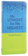 My Utmost Vest Pocket Edition (Green)