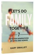 Let's Do Family Together Paperback