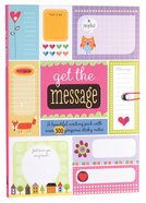Get the Message (Girls Stationery) Stationery