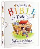 Deluxe Edition With Audio CD (Gemma Hunt Reading) (Candle Bible For Toddlers Series)