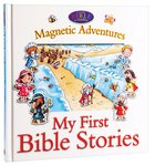 Candle Bible For Toddlers Magnetic Adventures: My First Bible Stories