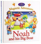 Candle Bible For Toddlers Magnetic Adventures: Noah and His Big Boat Board Book