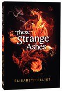 These Strange Ashes Paperback