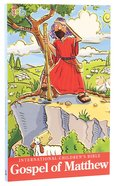 ICB International Children's Bible Gospel of Matthew Booklet