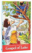ICB International Children's Bible Gospel of Luke