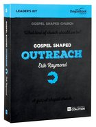 Gospel Shaped Outreach (Dvd Leader Kit) Pack