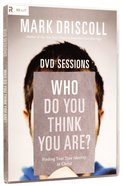 Who Do You Think You Are? (Dvd Curriculum) DVD
