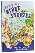 Look & Find Bible Stories: Old Testament Adventures