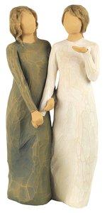 Willow Tree Figurine: My Sister, My Friend