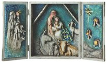 Willow Tree Nativity: Starry Night Nativity (Signature Collection Series)