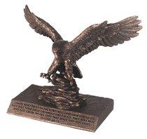 Moments of Faith Prayer Sculpture: Eagle (Isaiah 40:31)