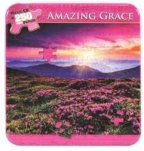 Amazing Grace (Cd Gift Tin With Puzzle)