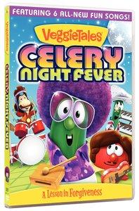 Veggie Tales #56: Celery Night Fever (#56 in Veggie Tales Visual Series (Veggietales))