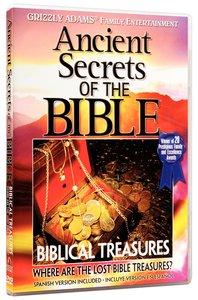 Ancient Secrets 2 #02: Biblical Treasures (#02 in Ancient Secrets Of The Bible Dvd Series)