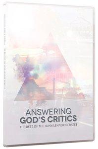 Answering Gods Critics: The Best of the John Lennox Debates (5 Vol Pack)