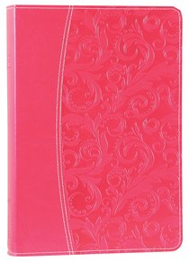 NIV Essentials Study Bible Honeysuckle Pink