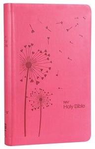 NIV Super Value Bible Pink