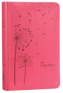NIV Super Value Compact Bible Raspberry