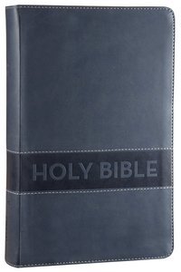 NIRV Gift Bible Dark Blue Boys Edition (Black Letter Edition)
