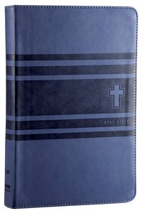 NIV Gift Bible For Kids Blue (Red Letter Edition)
