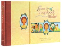 Jesus Storybook Bible, the With Audio CDS (Deluxe Edition)