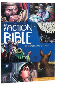 The Action Bible: Christmas Story (Graphic Novel)
