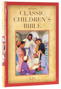 KJV Holman Classic Childrens Bible