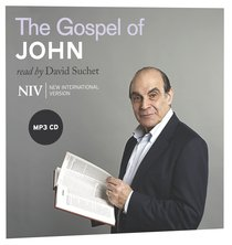NIV Gospel of John MP3 Audio (Read By David Suchet)