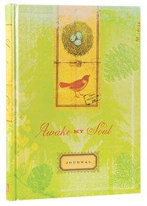 Signature Journal: Awake My Soul Psalm 57:8