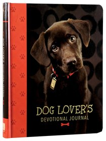 Dog Lovers Devotional Journal