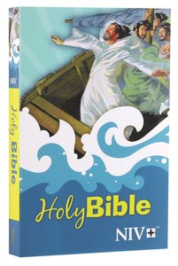NIV Outreach Bible For Kids Paperback