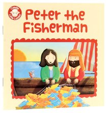 Peter the Fisherman (Candle Little Lamb Series)