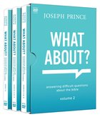 What About? #02: Answering Difficult Questions About the Bible DVD