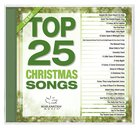 Top 25 Christmas Songs (2 Cds) CD