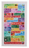 Wall Plaque: Colorful Abc's of Faith For Kids