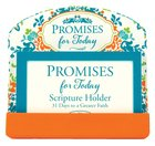 Scripture Card Holder:31 Scripture Cards, Promises For Today