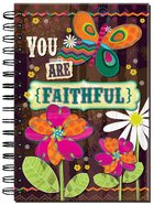 Spiral Journal: You Are Faithful Spiral