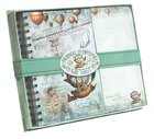 Journal & Listpad Giftset (Vintage Balloon Collection Series)